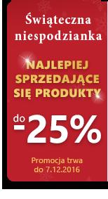 Top produkty až 25 %
