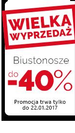 Velký výprodej podprsenek: až -40 %