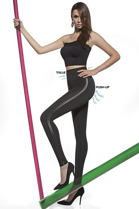 Mid-Kompresyjne legginsy Angelica z Push-Up efektem