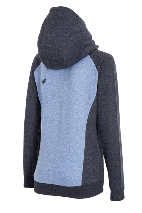 Damska bluza sportowa 4F Double Blue