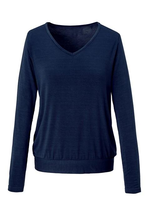Damska bluzka z wiskozy Comfort