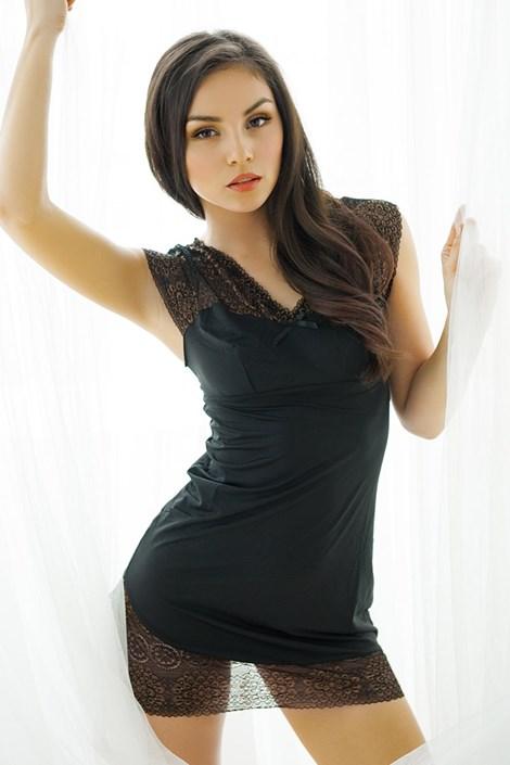 Elegancka koszulka Keisha