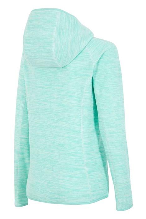 Damska bluza sportowa z polaru Minty