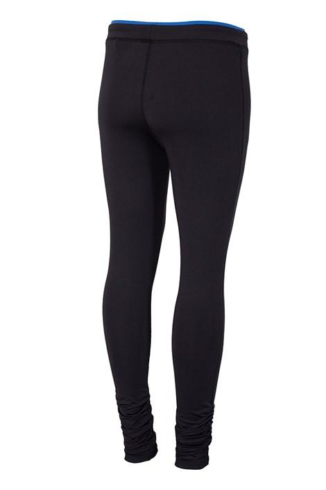 Damskie legginsy sportowe 4F Black