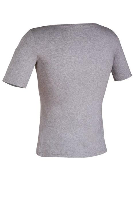 Damski T-shirt Vanda z krótkimi rękawami