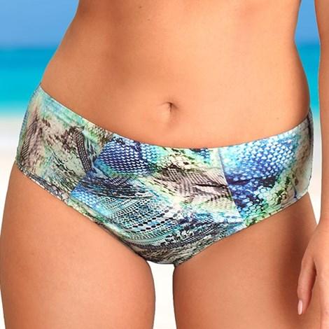 Figi od dwuczęściowego kostiumu kąpielowego Azur