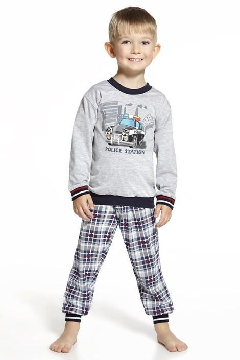 Chłopięca piżama Policja