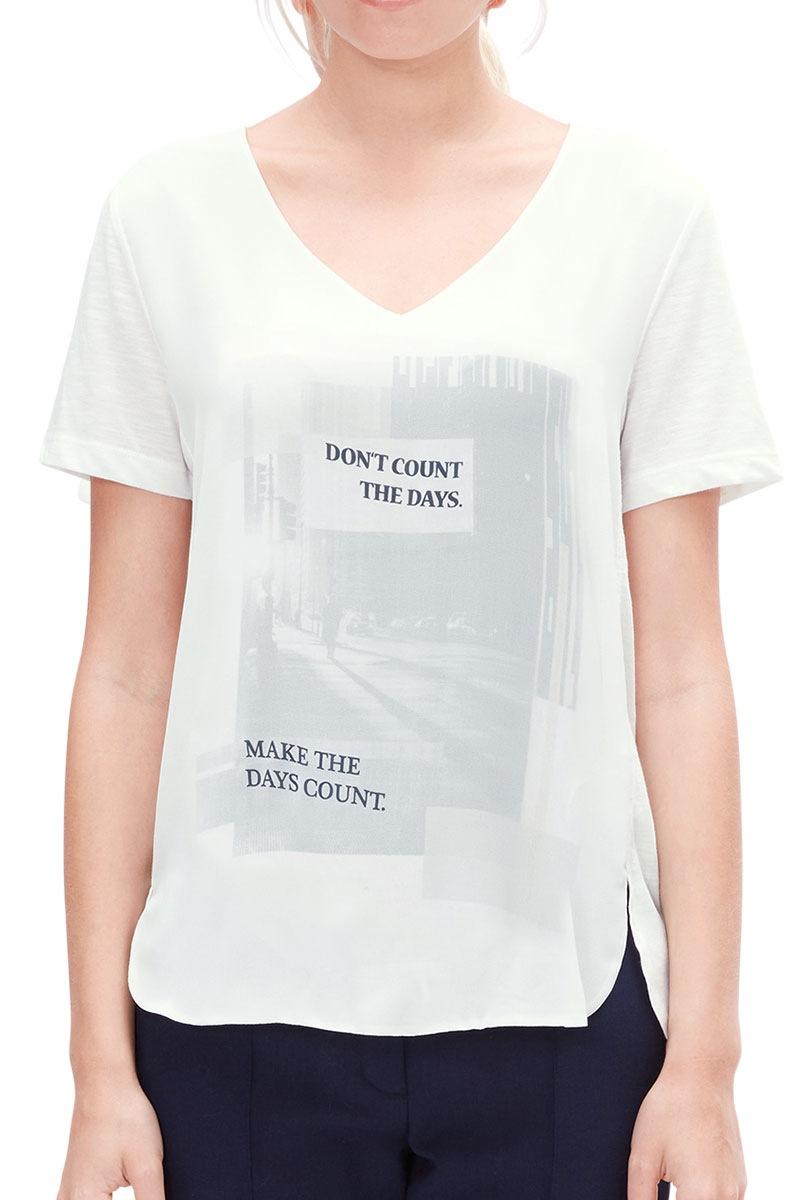 Damska bluzka z nadrukiem V1 s.Oliver - 14608326295v1_tri
