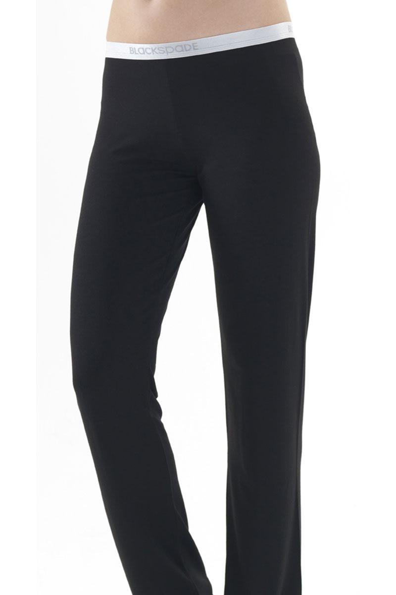 Damskie spodnie z mikromodalu Blackspade - 1625_kalh