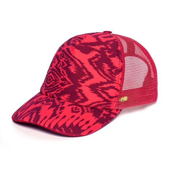 Damska czapka z daszkiem Pink z kolekcji Phax - AF410001_cep