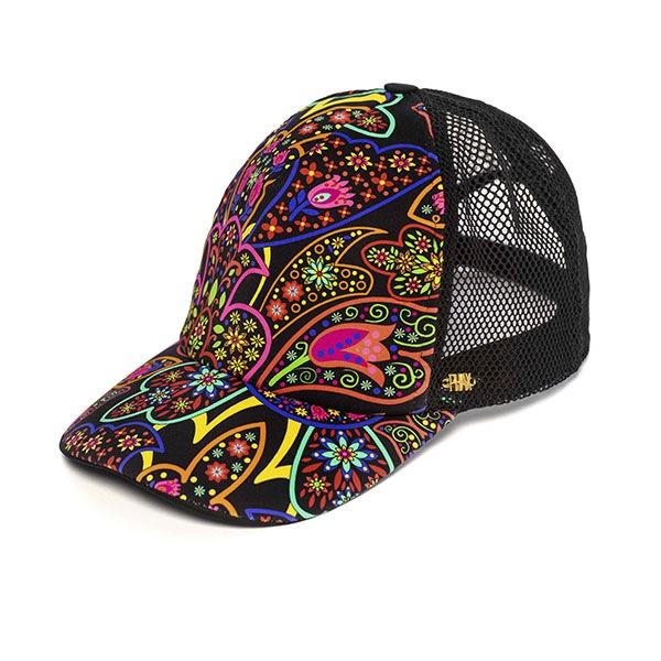 Damska czapka z daszkiem Mandala z kolekcji Phax - AF410003