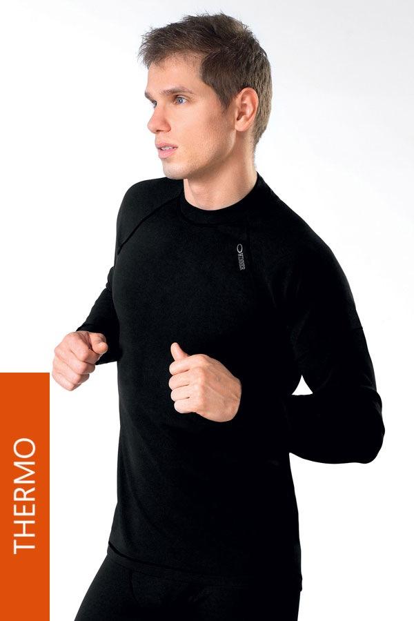 Męska koszulka ocieplana Arcus - Arcus_tri