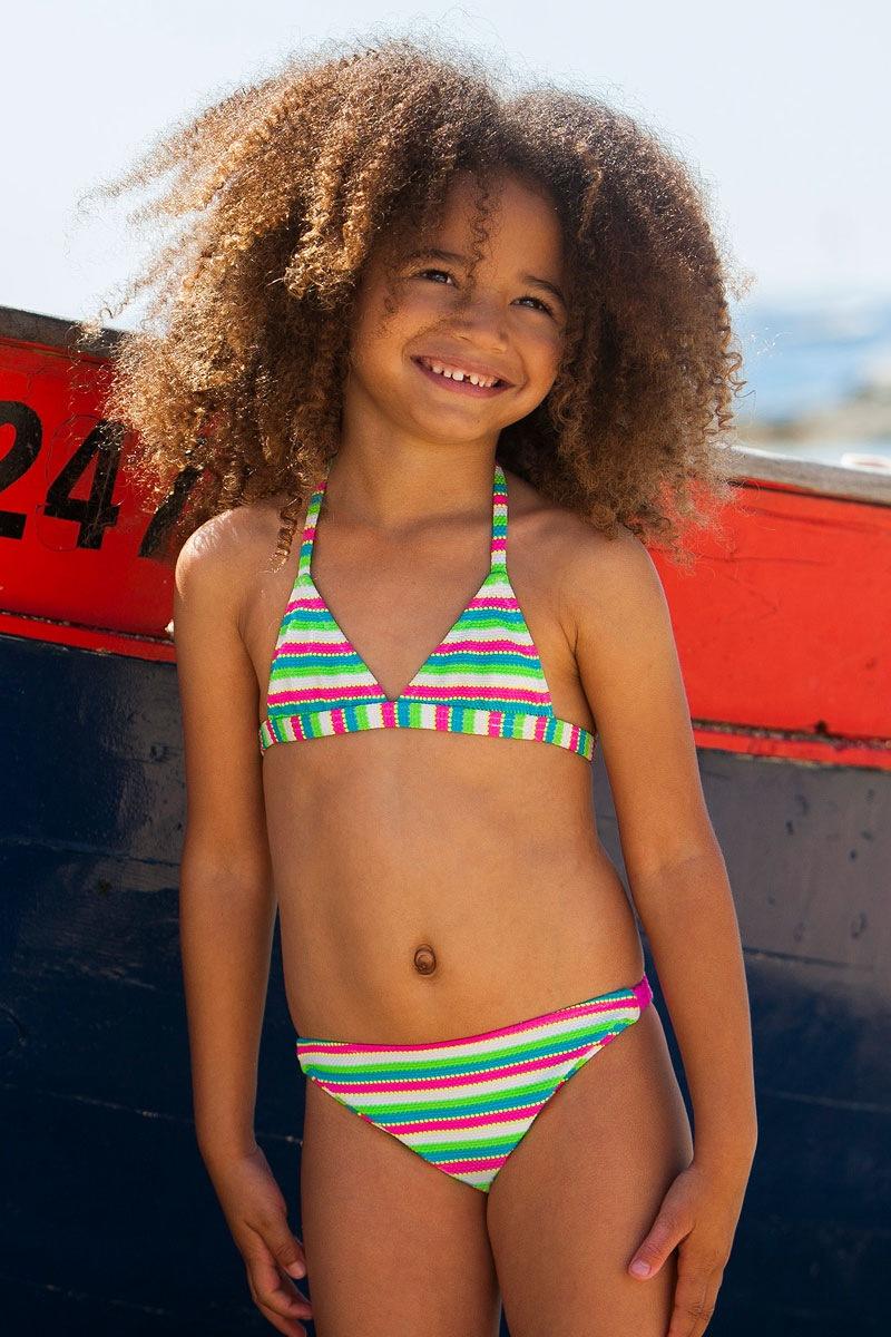 Dziewczęcy kostium kąpielowy Atria - Atria21