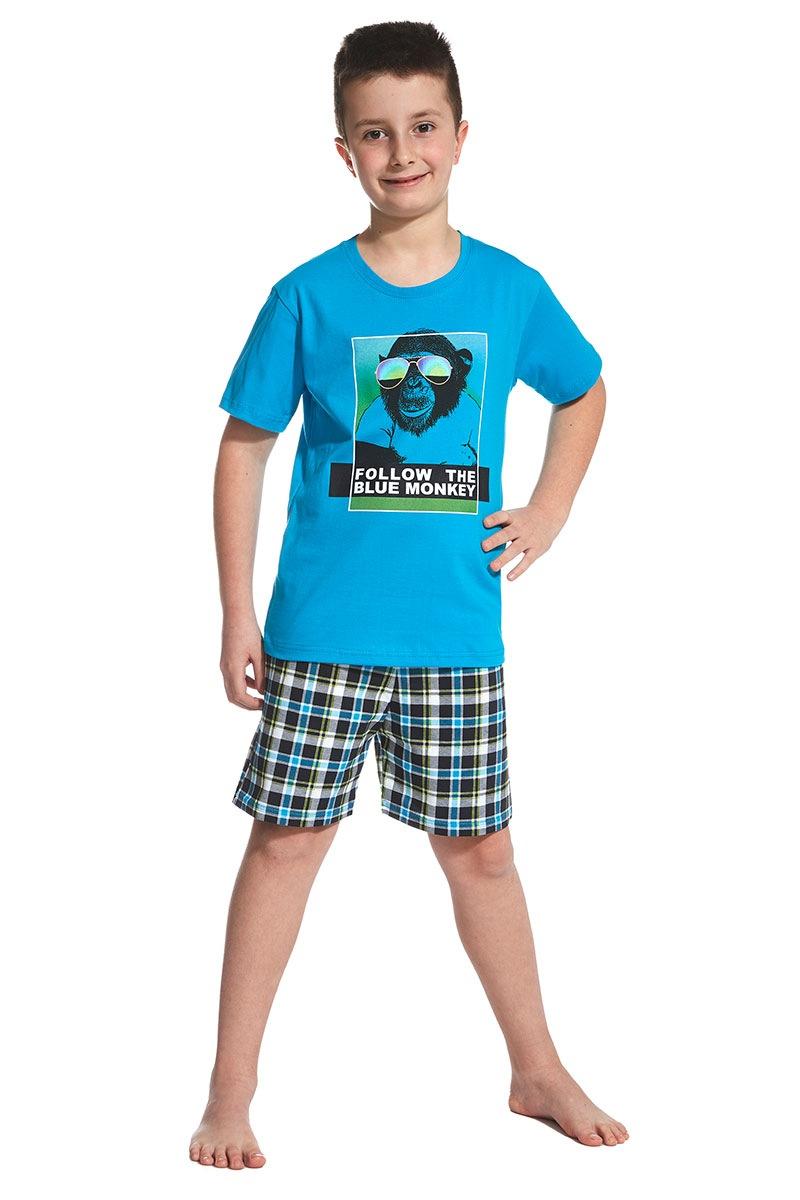 Piżama chłopięca Blue Monkey - BlueMonkey79055_pyz