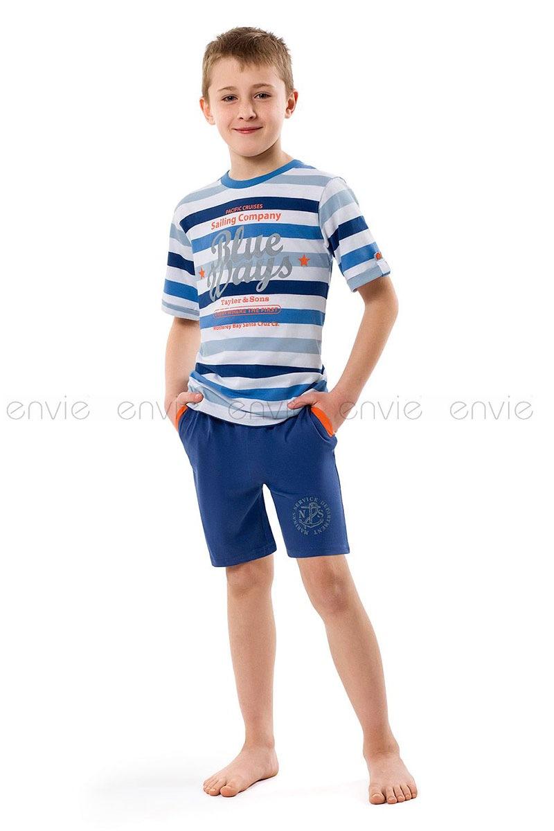 Chłopięca piżam Blue Ways - BlueWays_pyz