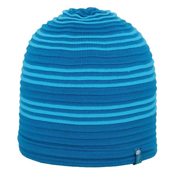 Damska dzianinowa czapka Terys - CAD017_cep