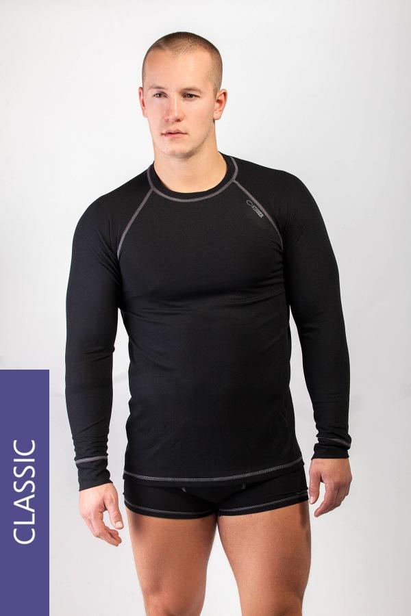 Koszulka męska termoaktywna Classic3 - Classic3_tri