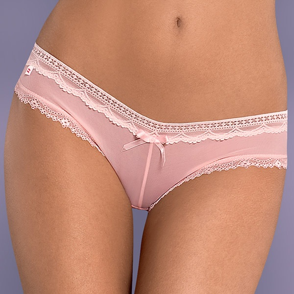 bokserki - panty Corella Baby Pink - CorellaBabypink_kal