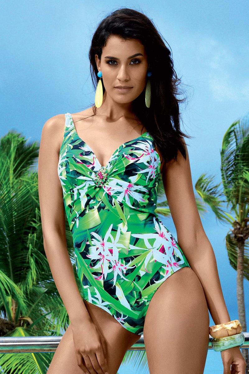 Jednoczęściowy damski kostium kąpielowy Irma - DA7055