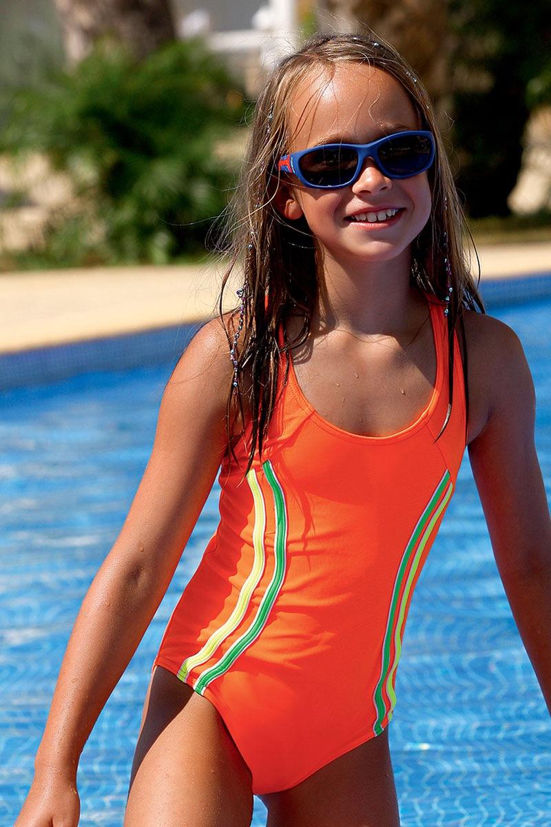 Dziewczęcy kostium kąpielowy Ellie DB1 - DB1v3