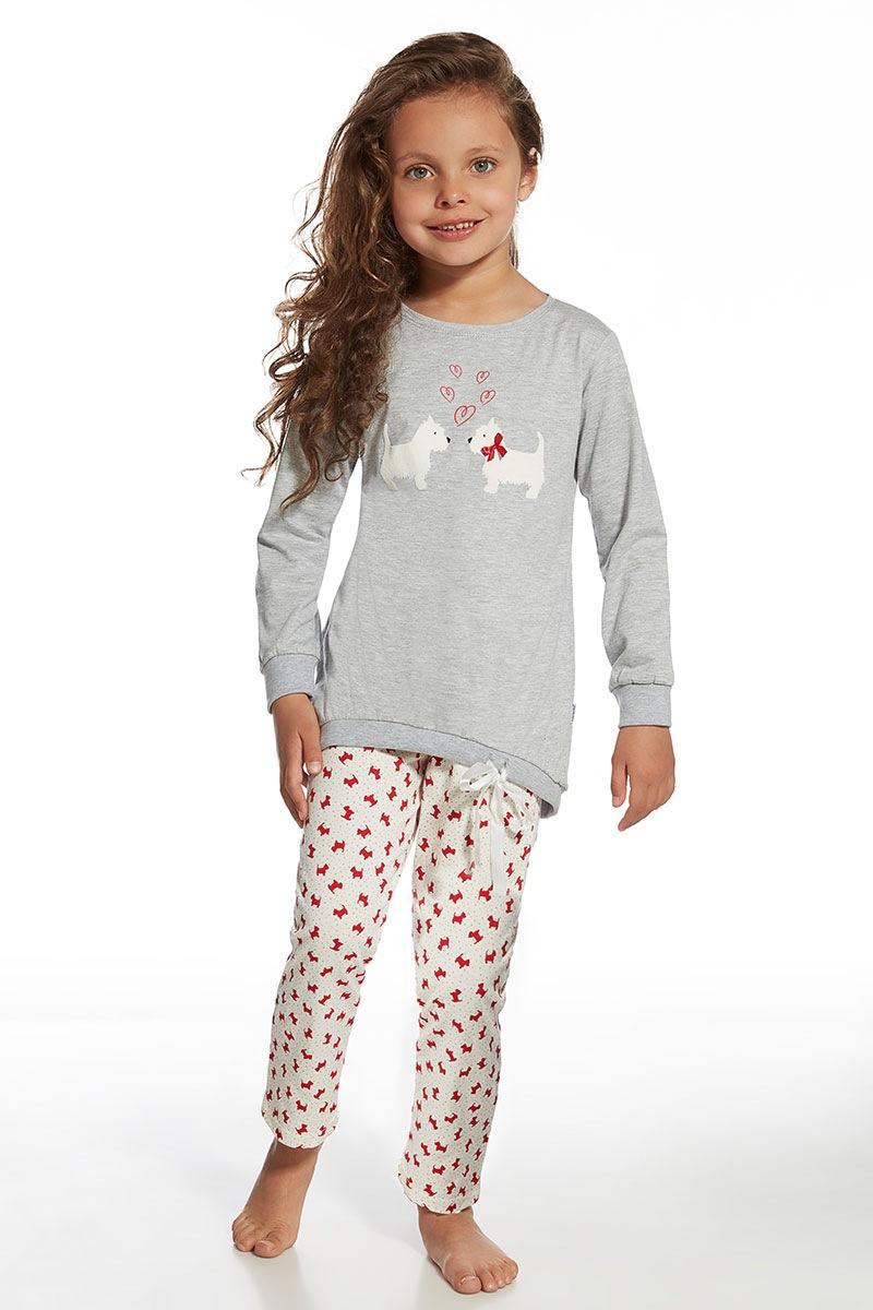 Dziewczęca piżama Dogs - Dogs59058_pyz