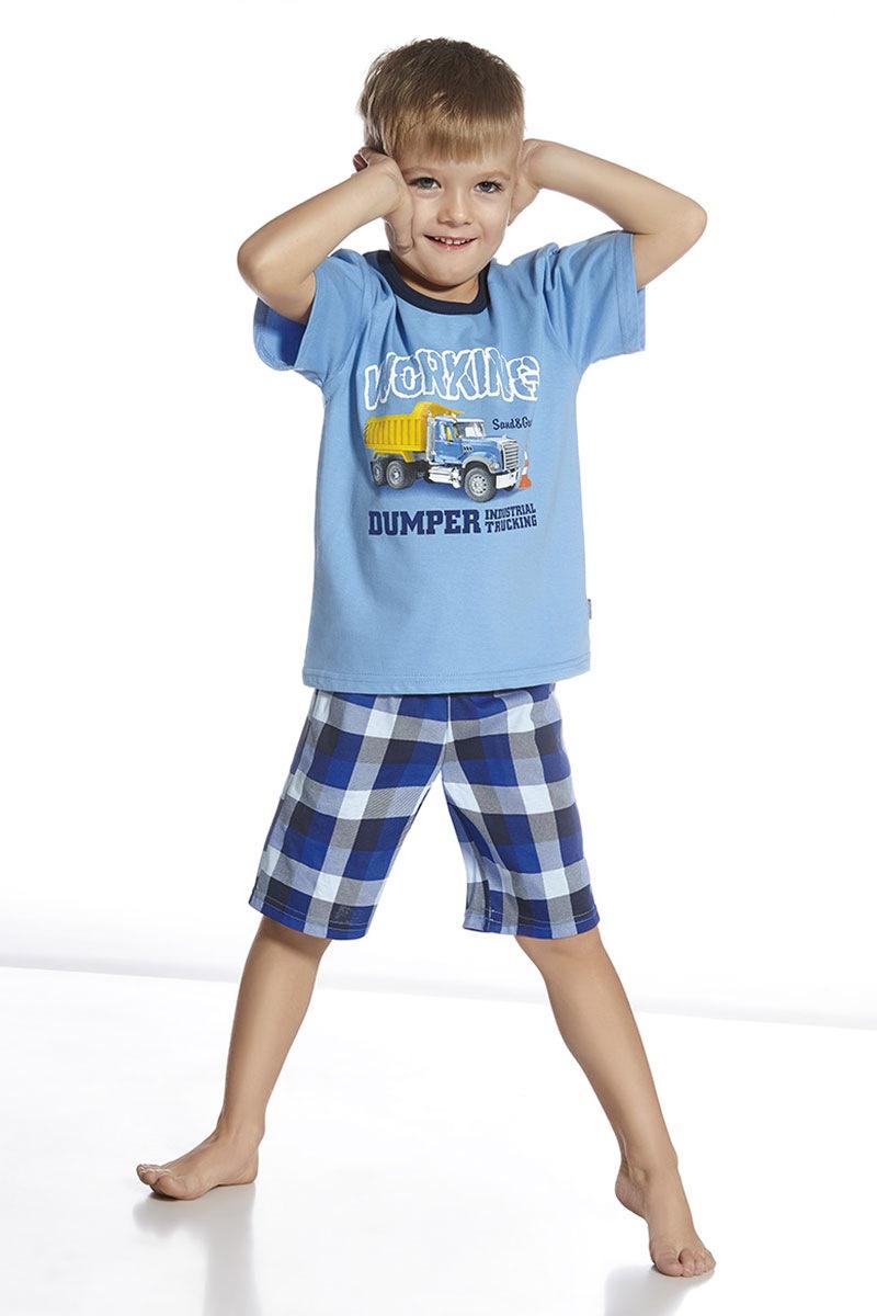 Chłopięca piżama Dumper - Dumper78941_pyz