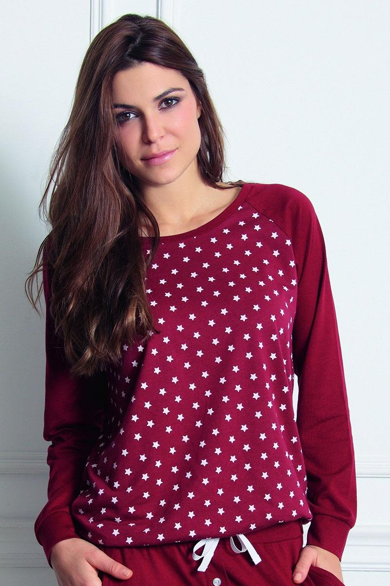 Damskie bluza Fashion z modalem - Fashion59140_tri