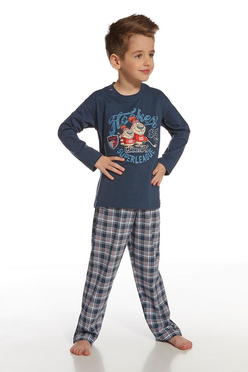 Chłopięca piżama Hockey - Hockey80934_pyz