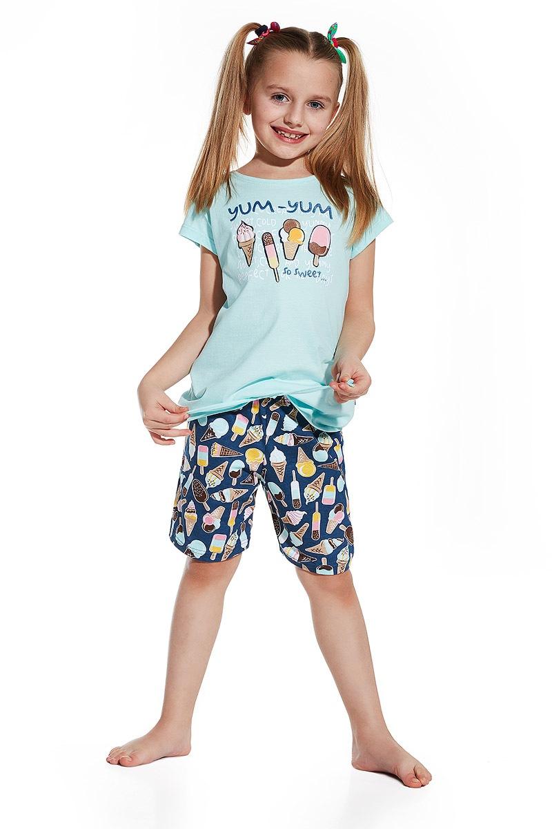 Dziewczęca piżama Ice Cream - IceCream78852_pyz
