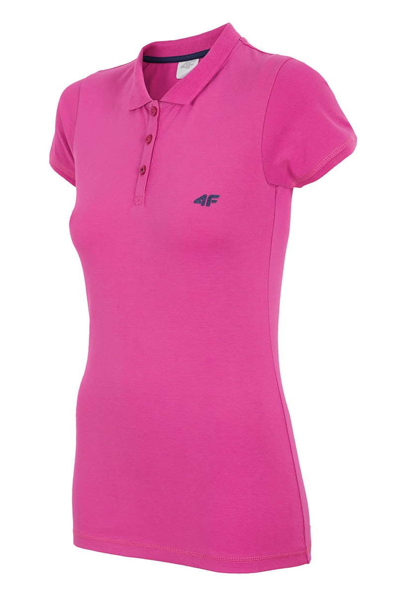 Damska koszulka polo Golf - L16_TSD003_tri