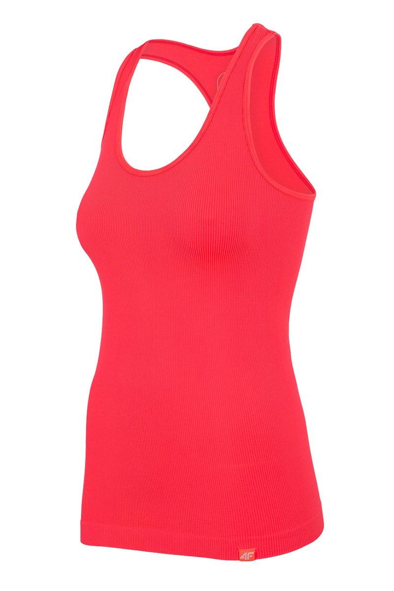 Damska koszulka sportowa Colours - L16_TSD004_tri
