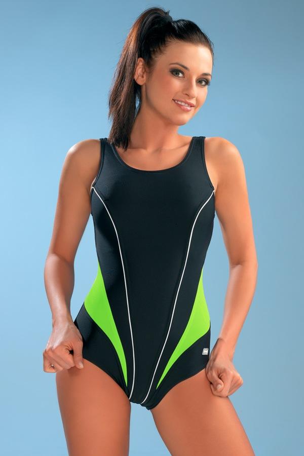 Damski kostium kąpielowy Laila jednoczęściowy - Laila5