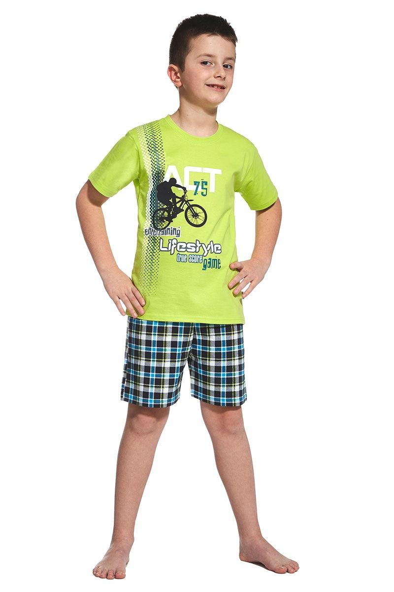 Piżama chłopięca Life Style - Lifestyle79054_pyz