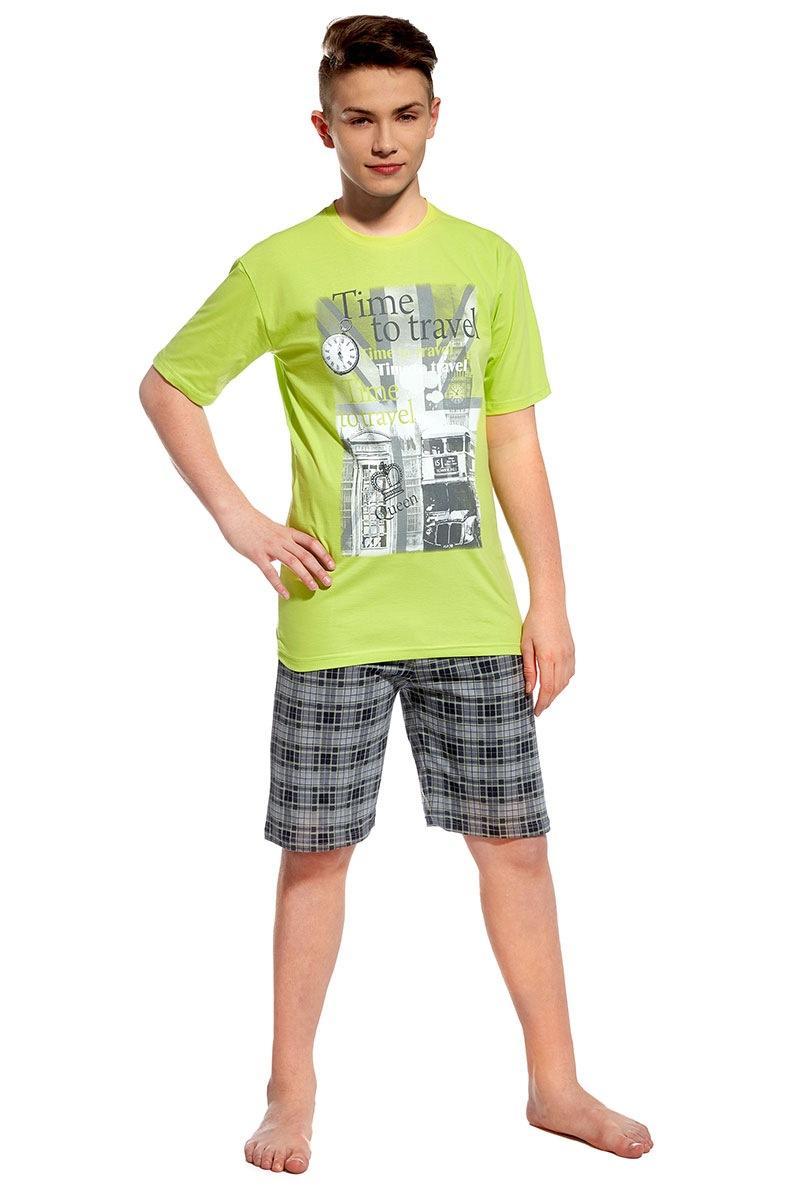 Chłopięca piżama London - London55121_pyz