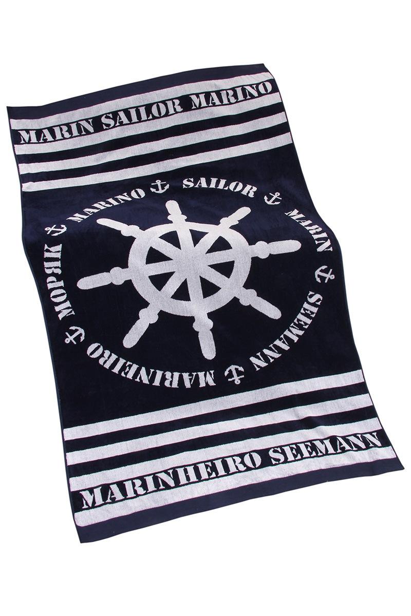 Ręcznik plażowy Marine - Marinheiro_Plos