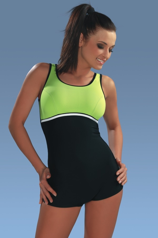 Damski kostium kąpielowy Maryla1 jednoczęściowy - Maryla1