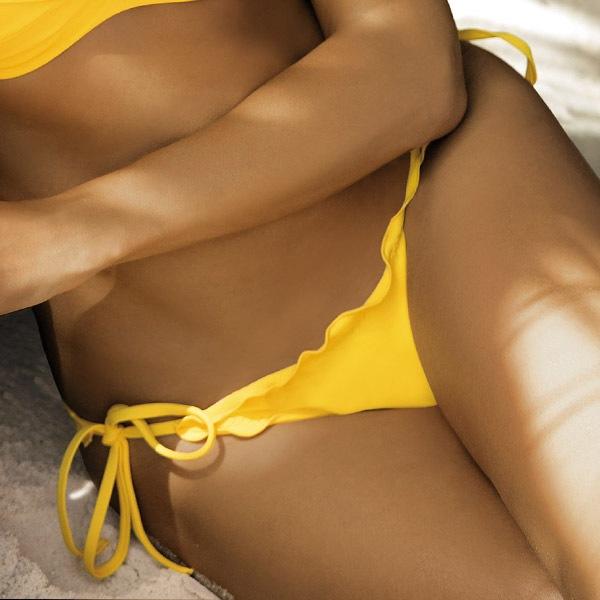 Dolna część kostiumu kąpielowego Angelinne - N233_035_kal