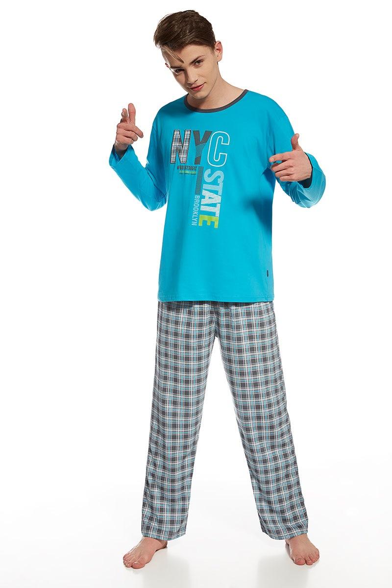 Chłopięca piżama New York - NYC55322_pyz