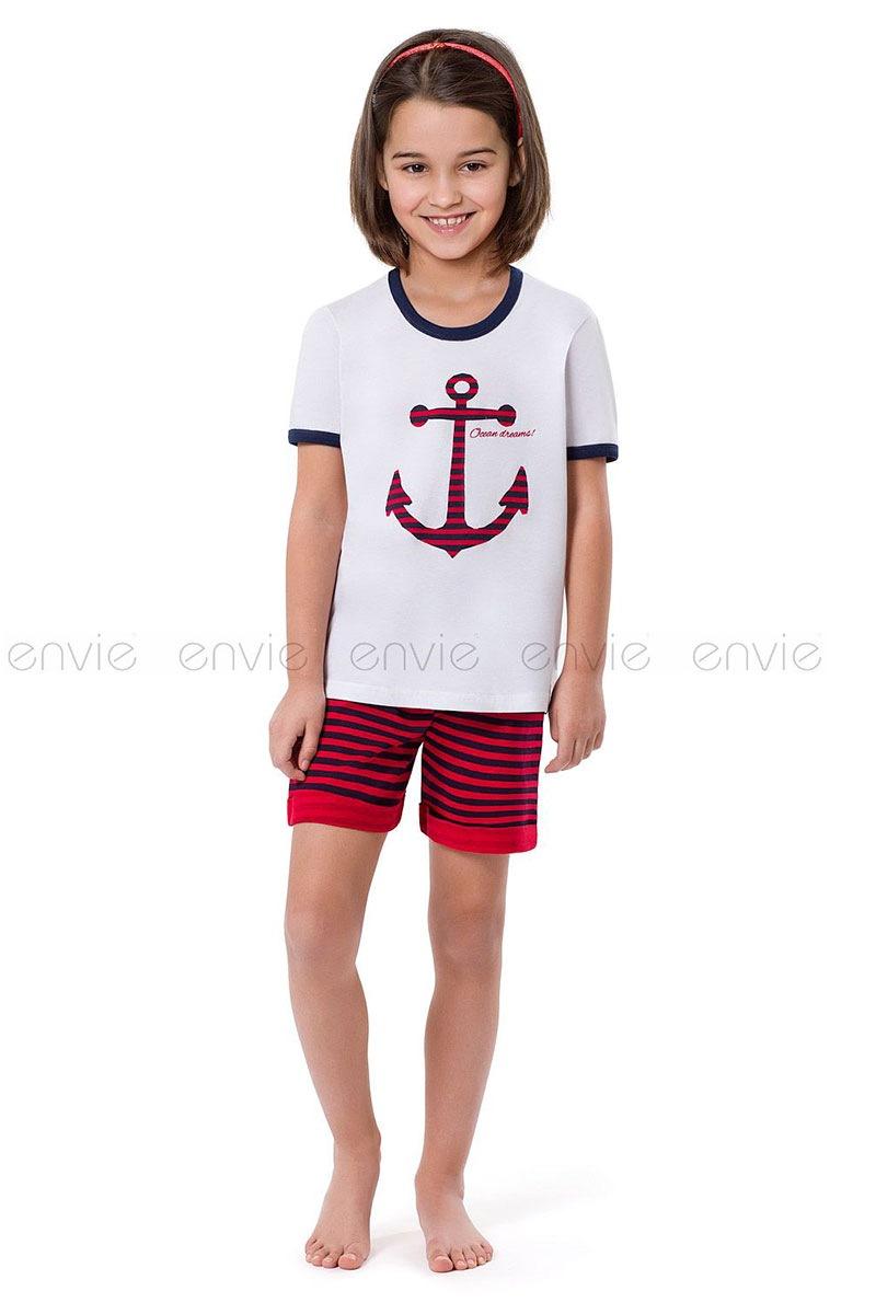 Dziewczęca piżama Ocean Dreams - OceanDreams_pyz