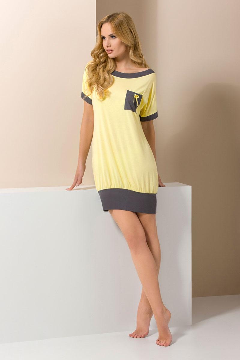 Damska koszulka bawełniana Macie - PY049_kos