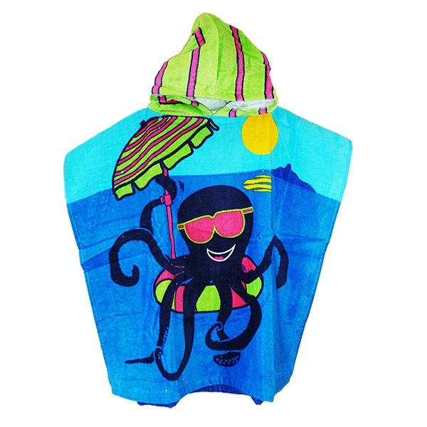 Ponczo dziecięce Octopus - PonchoOctopus
