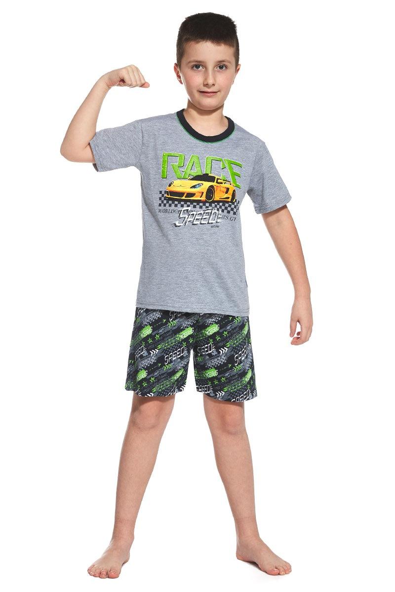 Piżama chłopięca Race - Race79056_pyz