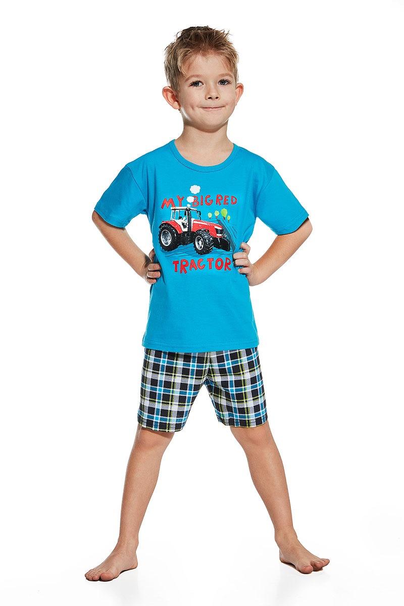 Piżama chłopięca Red Tractor - RedTractor78950_pyz