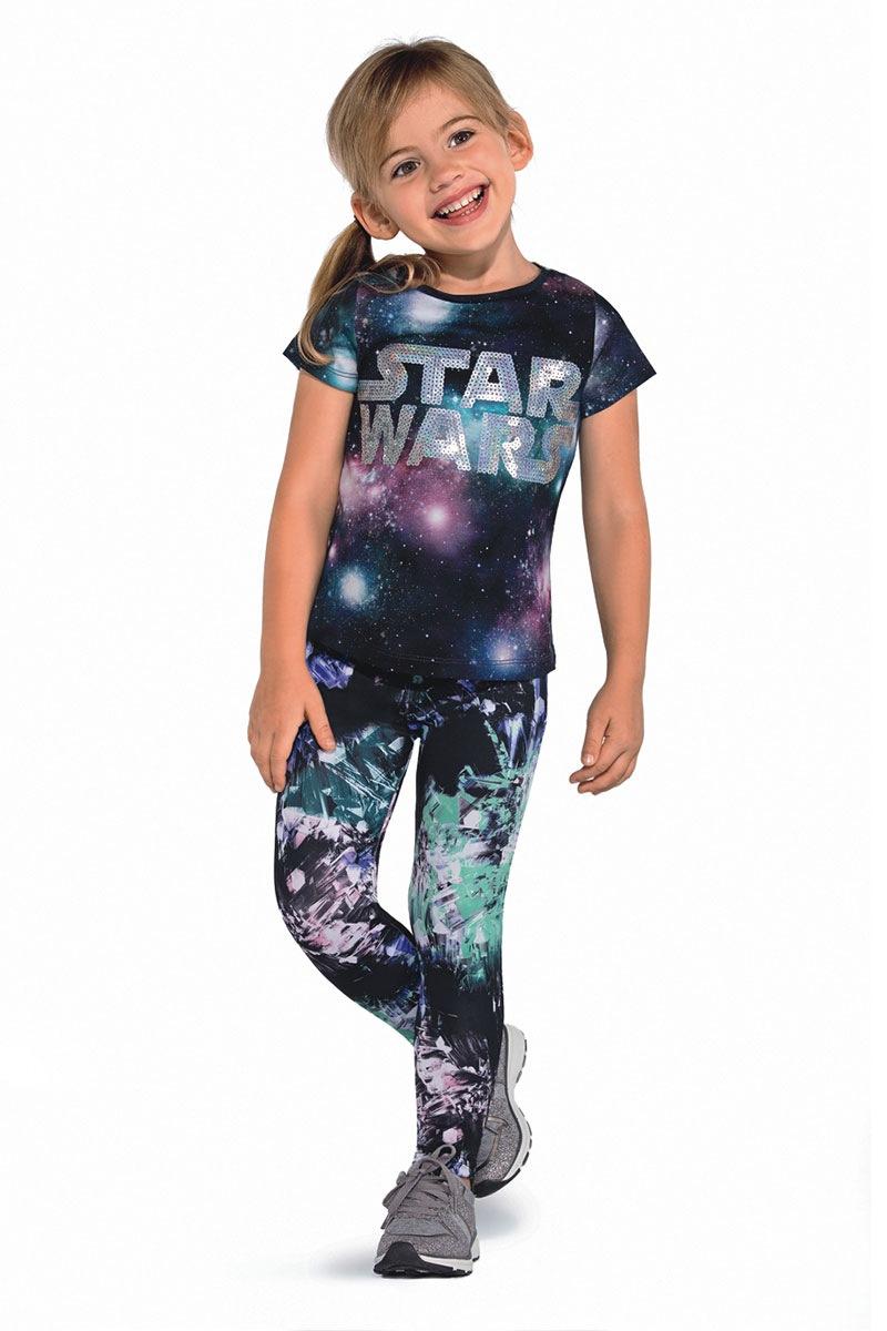 Kolorowe legginsy dziecięce Roxi - Roxi_leg