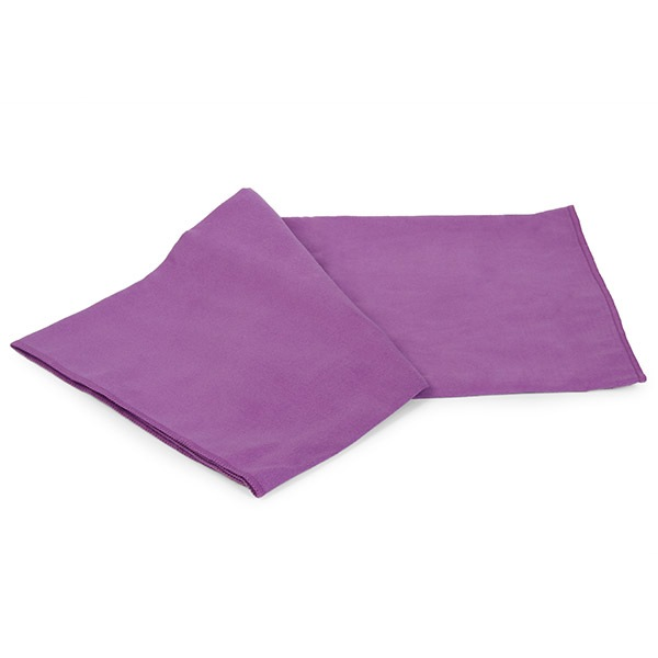 Komplet dwóch ręczników funkcyjnych - fioletowych - RucFunkcni_fial