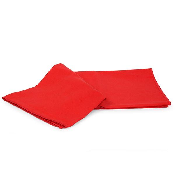Ręcznik funkcyjny i ręcznik kąpielowy czerwony - RucFunkcni_red