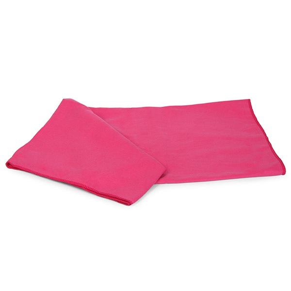 Komplet dwóch ręczników funkcyjnych - różowych - RucFunkcni_ruz