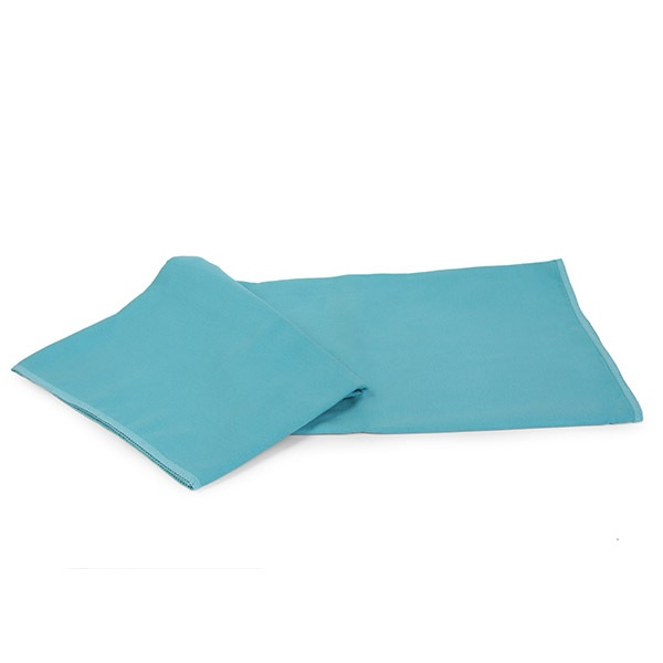 Komplet dwóch ręczników funkcyjnych - turkusowych - RucFunkcni_tyr