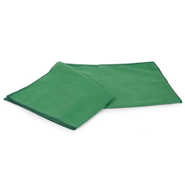 Komplet dwóch ręczników funkcyjnych - zielonych - RucFunkcni_zel