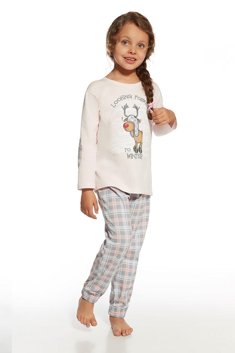Dziewczęca piżama Rudolf - Rudolf97460_pyz
